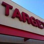 Photo taken at Target by Will D. on 3/24/2012