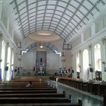 Photo taken at Our Lady of Immaculate Concepcion Metropolitan Cathedral by Third M. on 3/20/2012