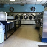 Photo taken at The Brass Hanger Cleaners by Robert R. on 8/16/2012