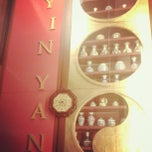 Photo taken at Yin Yang Original Massage and Spa by Yell S. on 4/29/2012