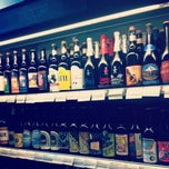 Photo taken at Buzz Wine Beer Shop by Berto M. on 8/12/2012