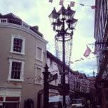 Photo taken at Folkestone by Necdet O. on 6/18/2012