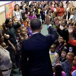 Photo taken at Yeadon Regional Head Start Center by The White House on 11/13/2011
