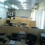 Photo taken at Camargo Correa UT682 by Fabio L. on 4/23/2012