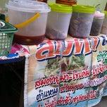 Photo taken at ตลาดนัดหลังโรงพยาบาล by Hiso👑💍 น. on 11/9/2011