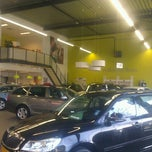 Photo taken at Automobielbedrijf Swarttouw by René B. on 2/10/2012