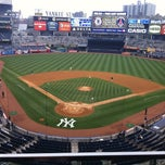 Photo taken at Yankee Stadium SAP Suite by Willie V. on 5/9/2012