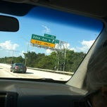 Photo taken at Interstate 275 by Desmond C. on 9/1/2012