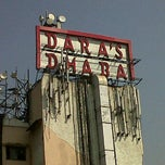 Photo taken at Dara's Dhaba by Dilraajj B. on 11/9/2011