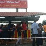"""Photo taken at Nasi Kukus """"Malaya Best"""" by Awi A. on 1/8/2012"""
