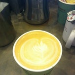 Photo taken at Napoli Coffee by liz r. on 1/17/2012