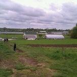 Photo taken at Wabisabi Farm by Jason S. on 5/14/2011