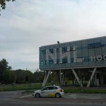 Photo taken at NHL Hogeschool by Jurgen v. on 6/29/2012