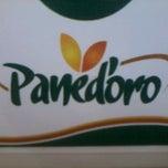 Photo taken at Pane D'oro by Karine L. on 9/12/2012