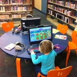 Photo taken at Mid-Continent Public Library North Independence Branch by Eric L. on 12/5/2011