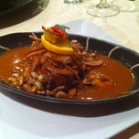 Photo taken at Restaurante Tampu by Diego M. on 8/1/2011