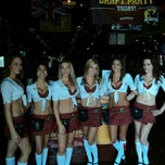 Photo taken at Tilted Kilt Pub & Eatery by Chris S. on 8/23/2012