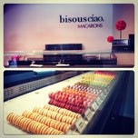Photo taken at Bisous Ciao Macarons by Diana S. on 7/29/2012