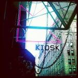 Photo taken at Kiosk by Joel M. on 6/19/2012