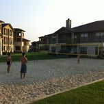 Photo taken at Republic Park Vista Pool by Myka💗 on 6/27/2012