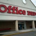 Photo taken at Office Depot by Bryan V. on 8/30/2012