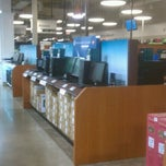 Photo taken at Micro Center by Lucky F. on 9/27/2011