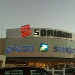 Photo taken at Plaza Sendero Apodaca by Royercfmty C. on 8/3/2012