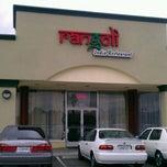 Photo taken at Rangoli India Restaurant by Romero on 1/22/2012