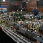 Photo taken at Milton Model Train Museum by Chris N. on 12/17/2011