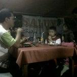 Photo taken at Sate & Sop Kambing Saluyu by Nanda S. on 3/24/2012