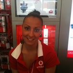 Photo taken at Vodafone Store by Vitantonio R. on 5/21/2011