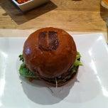 Photo taken at Umami Burger by Chris N. on 10/23/2011