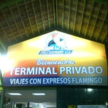Photo taken at Terminal Peli Express-Flamingo by Anthony B. on 3/24/2012