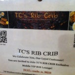 Photo taken at TC's Rib Crib by Jeremy W. on 2/25/2012