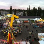 Photo taken at Tanana Valley State Fair by Bill on 8/6/2011
