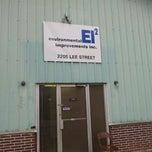 Photo taken at Environmental Improvements Inc by Ethan B. on 12/5/2011