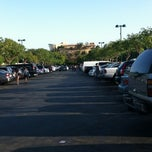 Photo taken at Downtown Disney Parking Lot by Karma S. on 7/23/2012