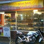 Photo taken at Tahu Susu Lembang - Sahara Food Market by Annisa Fitriany R. on 7/24/2012