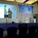 Photo taken at Cisco UAE Expo by nick r. on 3/19/2012