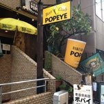 Photo taken at 麦酒倶楽部 ポパイ (POPEYE) by taturo t. on 5/4/2012