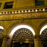 Photo taken at Old Ebbitt Grill by Brandice E. on 3/24/2012
