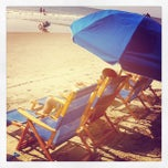 Photo taken at Wild Dunes Beach by Chris T. on 8/17/2012