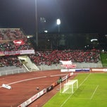 Photo taken at stadium ipoh by msaj on 3/17/2012