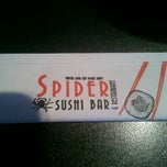 Photo taken at Spider Sushi by Nick B. on 11/11/2011