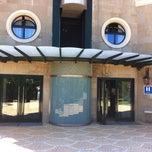 Photo taken at Hotel Villa de Laguardia by Juan V. on 8/16/2011