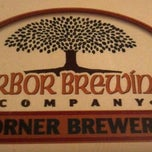 Photo taken at Arbor Brewing Company Microbrewery by Timothy H. on 10/28/2011