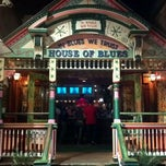 Photo taken at House of Blues New Orleans by Sarah H. on 3/9/2012
