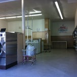 Photo taken at Hyde Clay Laundry & Cleaners by Eric B. on 9/28/2011