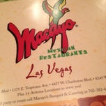 Photo taken at Macayo's Mexican Kitchen Tropicana by Joelyn on 8/14/2012