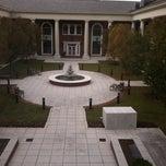 Photo taken at EHFA Courtyard by Kyle C. on 10/31/2011